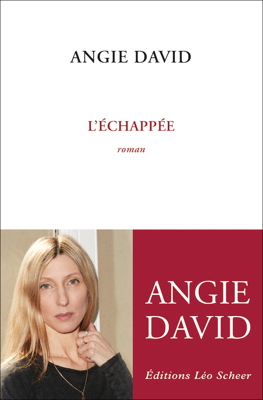 L'Echappée. Angie David. 2021.
