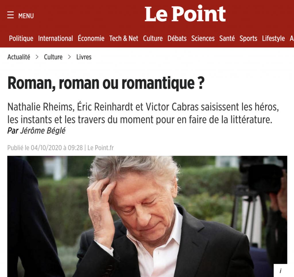 Le Point ROMAN